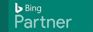 Bing Partner Logo Verified