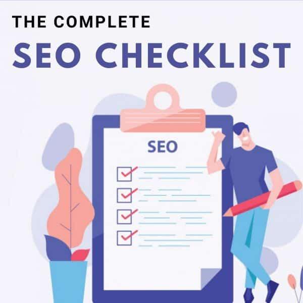 the complete seo checklist